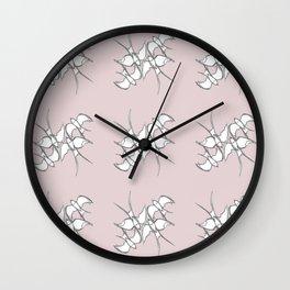 s1 doub. pat. Wall Clock