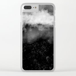 IT FALLS Clear iPhone Case
