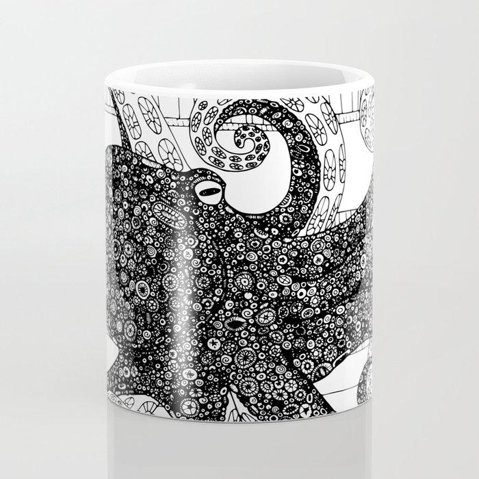 Mr. Octo Coffee Mug