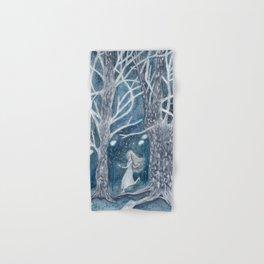 Winter Hand & Bath Towel