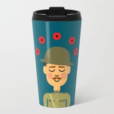 Remembrance Day Travel Mug