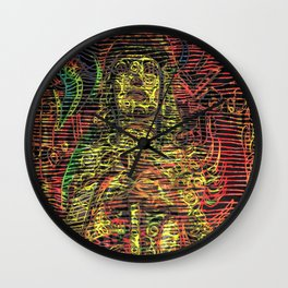 Glory - The Interdimensional Intruder Wall Clock