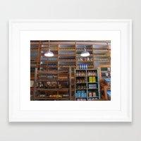 atlanta Framed Art Prints featuring Atlanta by Kimberly Vogel Travel Photographer