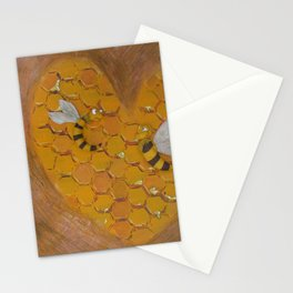 Hunie Bee Stationery Cards