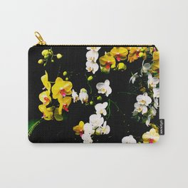 Orchid Celebration Carry-All Pouch