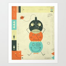 CHEAP THRILLS ON SALE Art Print