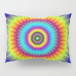 Pulsating Star Pillow Sham