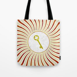 Phantom Keys Series - 10 Tote Bag