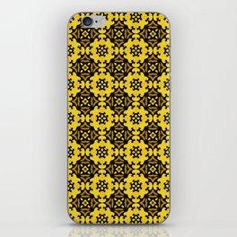 Geometric Pattern design iPhone Skin