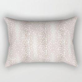 Gentle Fawn  Rectangular Pillow