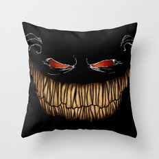 The London Prowler 7 Throw Pillow