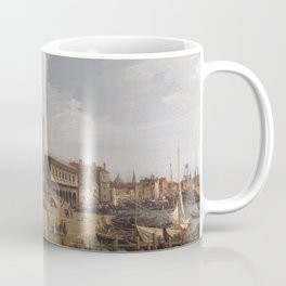 Venice, The Doge's Palace and the Riva degli Schiavoni by Canaletto Coffee Mug