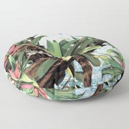 Ring tailed Coati Floor Pillow