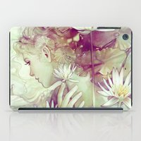 amy pond iPad Cases featuring Pond by Anna Dittmann
