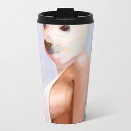 BI POLAR CHICK Travel Mug