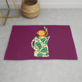 Dinnerware sets - Monkey in a jug Rug