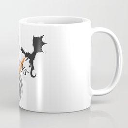 Keep Calm and Drakarys Coffee Mug