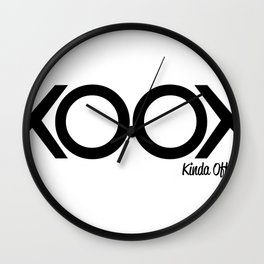 KOOK Wall Clock