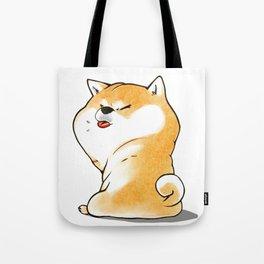 Shiba Inu 柴犬 Tote Bag