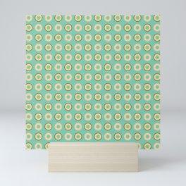 DONUT WITH SPRINKLES Mini Art Print