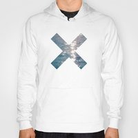 the xx Hoodies featuring XX  by Sara Eshak
