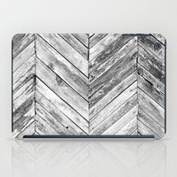 antique iPad Cases featuring Antique Wood by Patterns and Textures