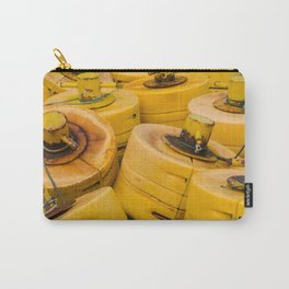 Yellow gathering Carry-All Pouch