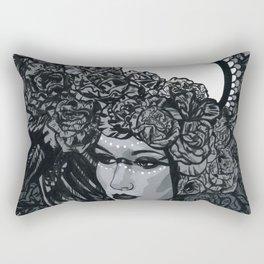 Light in the dark Rectangular Pillow