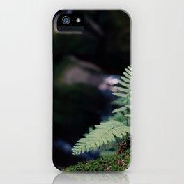 Bonsoir iPhone Case