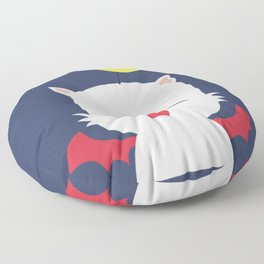 Mog the Moogle Glitz Floor Pillow