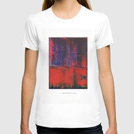 Simon Carter Painting Tyr's River T-shirt
