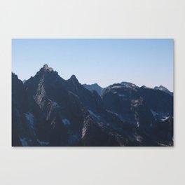 Mountain. Canvas Print