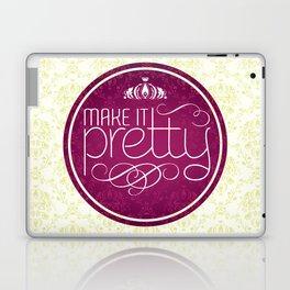 Make it Pretty Laptop & iPad Skin