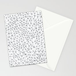 Organic Web One Stationery Cards