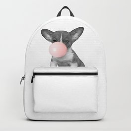 puppy bubblegum Backpack