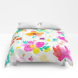 A Little Tropical Comforters