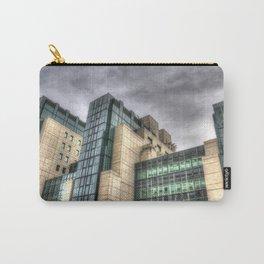 Secret Building Carry-All Pouch