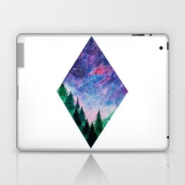 Forest in space Laptop & iPad Skin