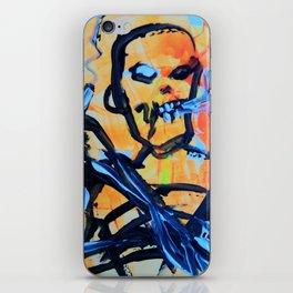 zombieart iPhone Skin