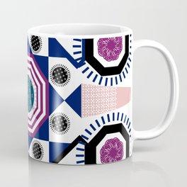 Mixed Emotions Mandala Coffee Mug