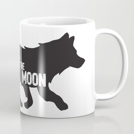 Howl at the moon Coffee Mug