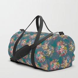Ocean pattern Duffle Bag