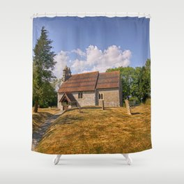 St Pancras Coldred Shower Curtain