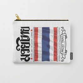 Muay Thai MMA Carry-All Pouch