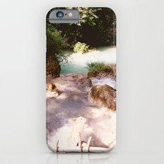 Kanchanburi TH - Erawon Waterfalls  Slim Case iPhone 6s