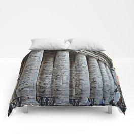 Vatican City Marble Comforters