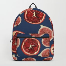 Figs - Pomegranate - blue Backpack