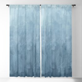 Abstract  / Latvian Winter Blackout Curtain
