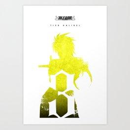 Espada #3 Tier Halibel Art Print