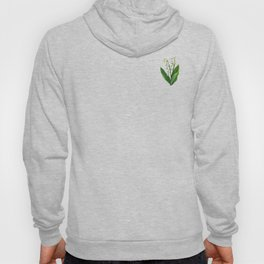 Lily of the Valley Floweret Hoody